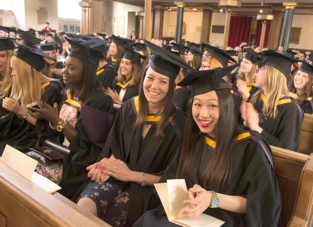 Sotheby's Institute of Art – London Graduation, Class of 2014-15