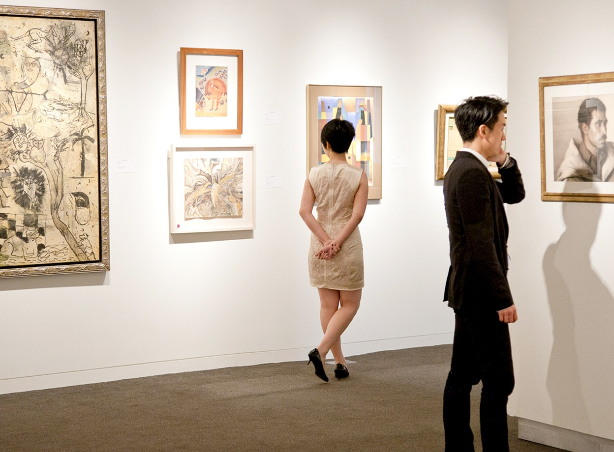 Changing Career: From the Business World to the Art World