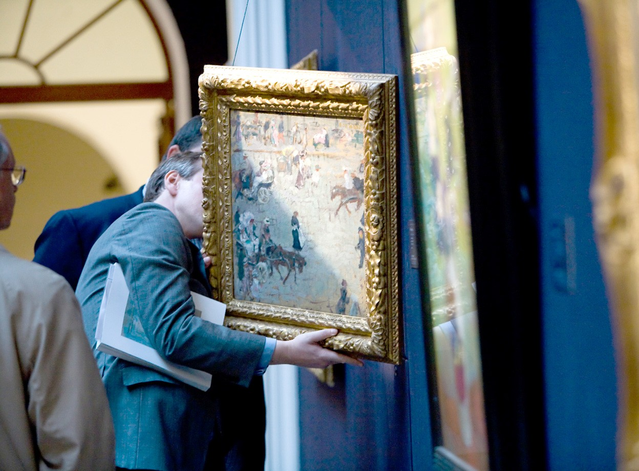 Protecting Art Investments