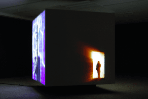Es Devlin, Play-box, 2016. Multimedia installation