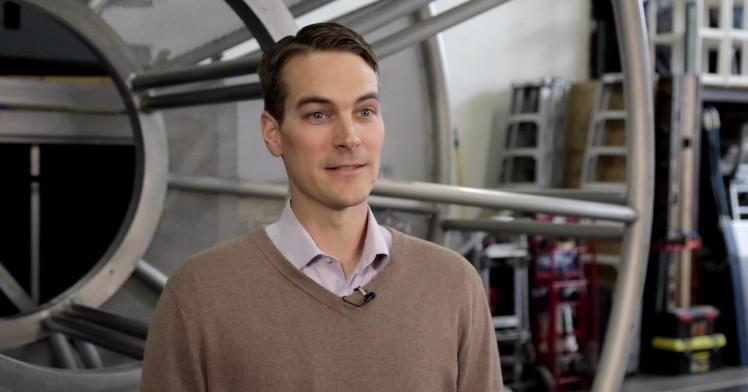Meet MA Arts Management Alumnus Matt Wells, Chief Operating Officer at Diavolo