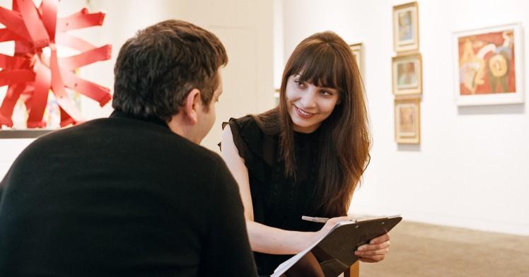 What Art World Employers Want