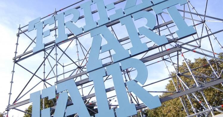 How To Navigate An Art Fair