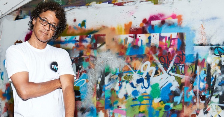 From Subway to Studio: How Street Artist Daze Went from Breaking the Rules to Making Them Legend