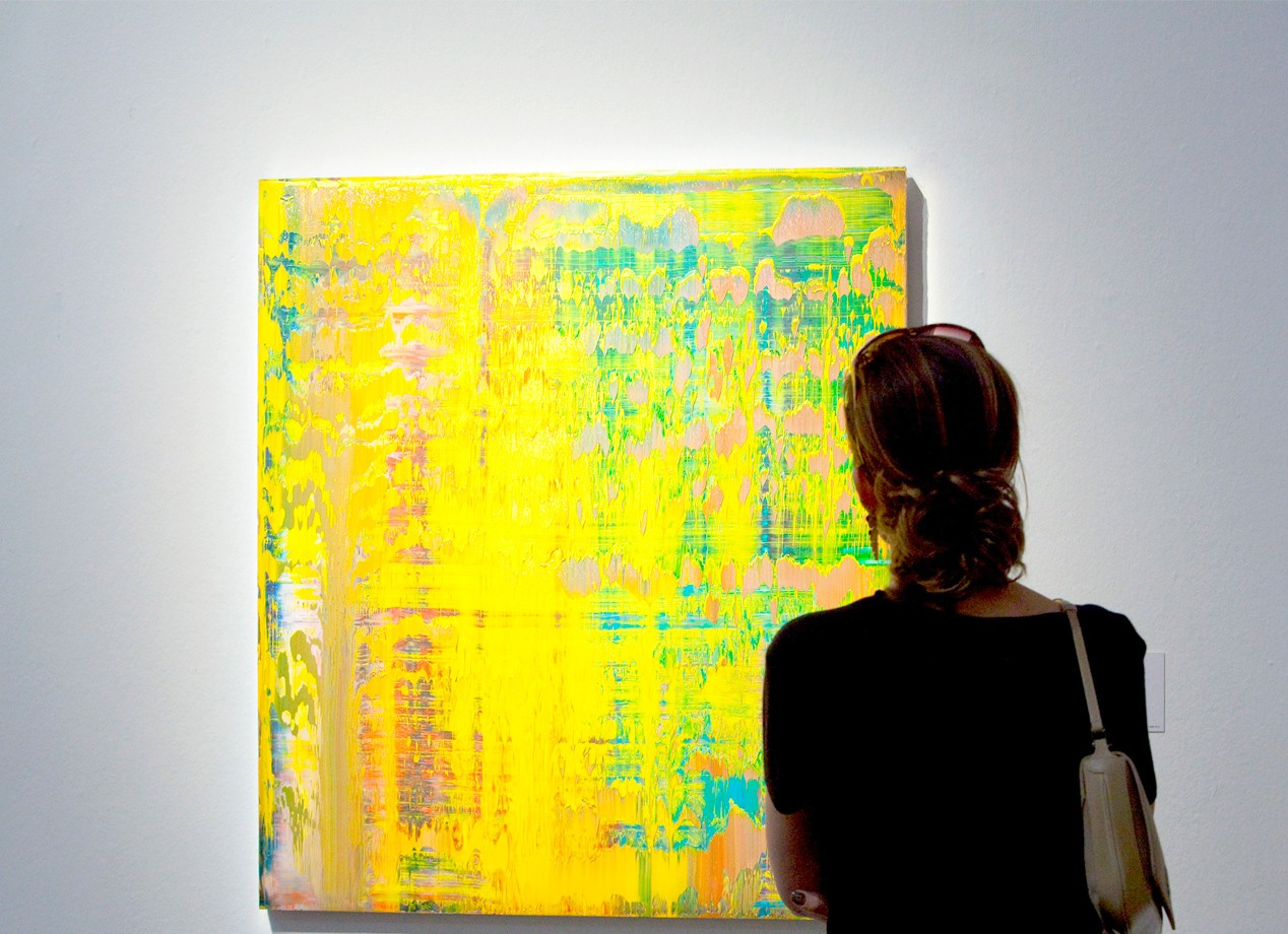 Contemporary Art in 6 Artists