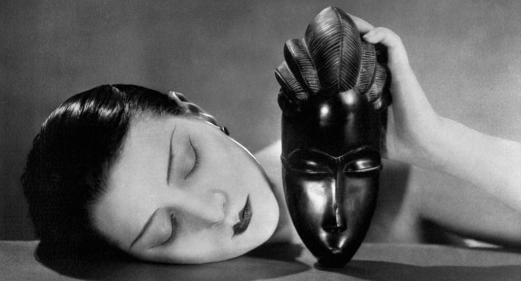 Noire et Blanche, 1926 Photo de Man Ray