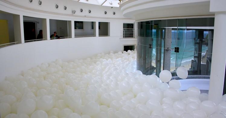 Balloons Alight