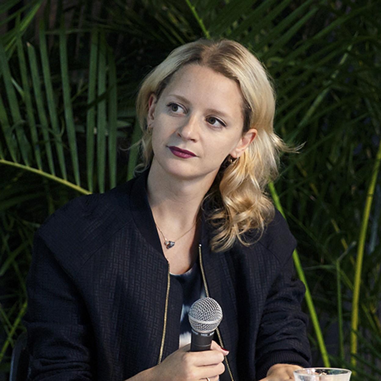 Natasha Hoare