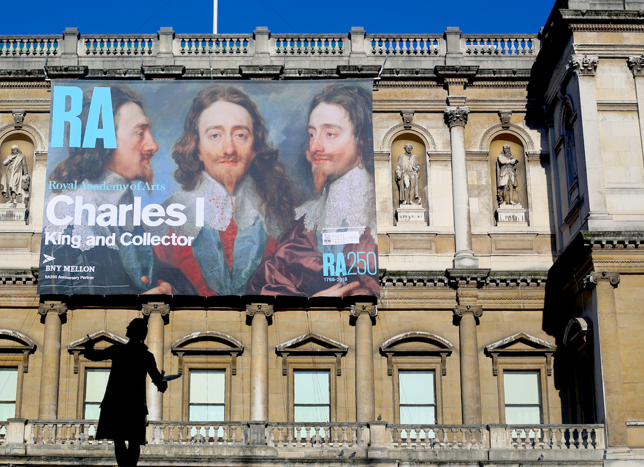 Your Guide To The Royal Academy's Charles I Exhibition