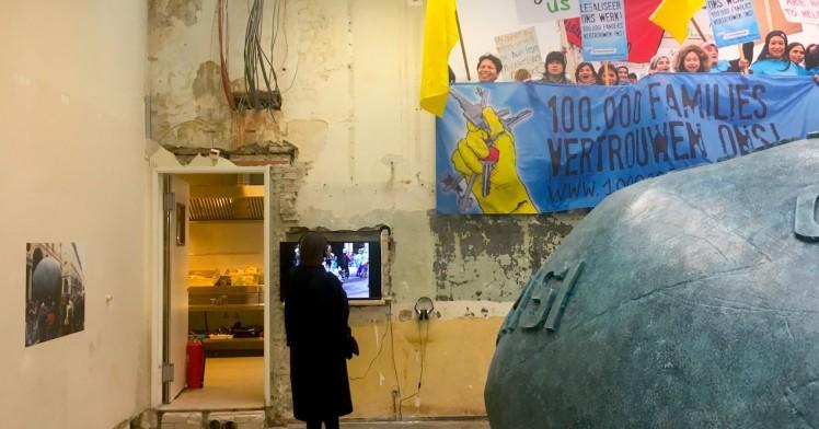 Marcus Verhagen on Emerging Curators and the London Art World