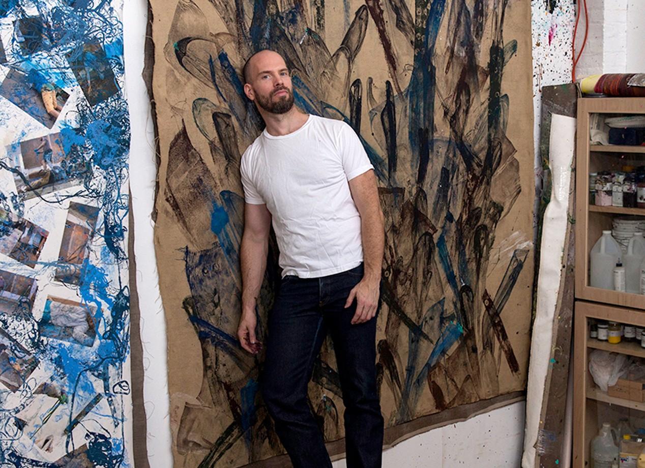 Jonathan VanDyke: Artist, Curator, Teacher
