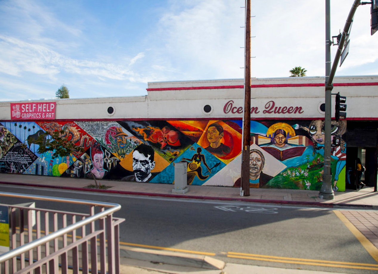 At the Intersection of Art & Social Justice in LA