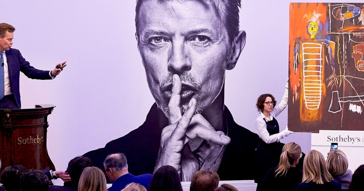 Star Auctions: What David Bowie Can Teach Us About Collecting