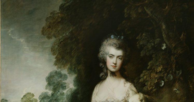 Three Georgian Geniuses: Examining the British Portrait