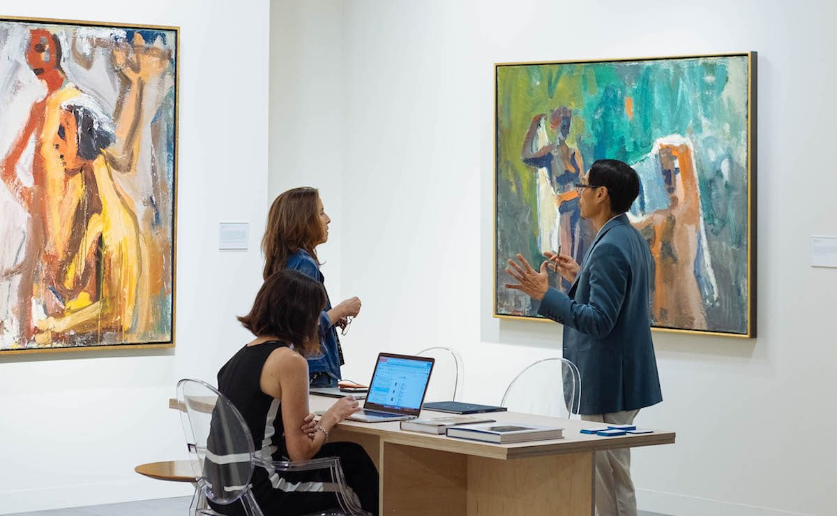What it Takes to Succeed in the Art World