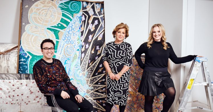 Making Their Mark on the Art World: Alumni at Leila Heller Gallery
