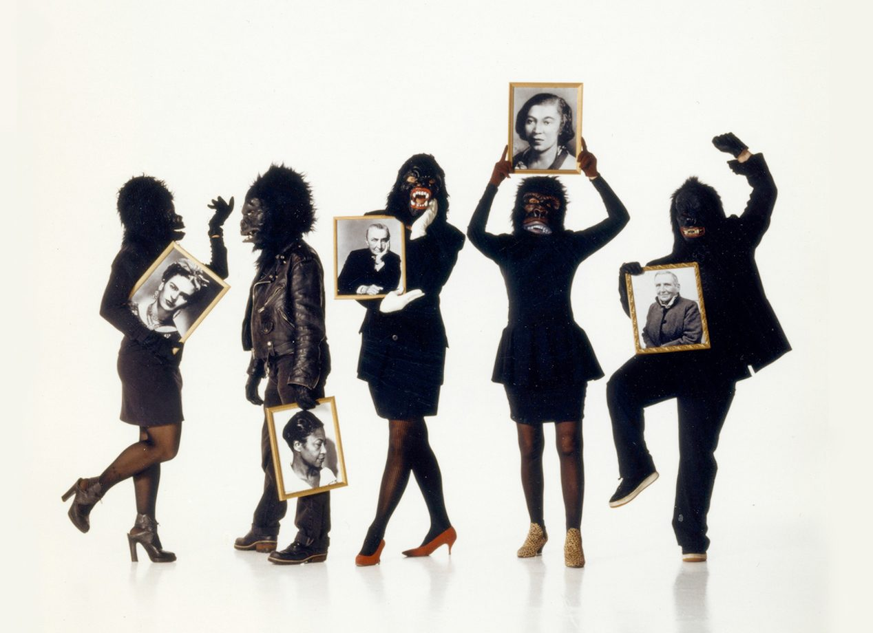 How to Expose the Art World: A Lesson from the Guerrilla Girls
